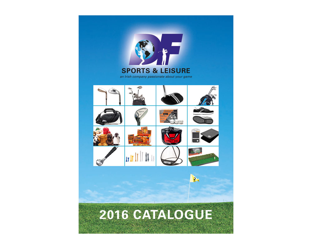 DF Sports & Leisure, Golf Catalogue