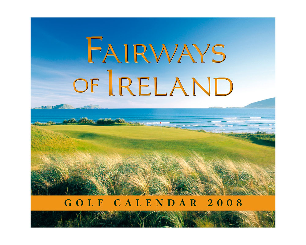 Fairways of Ireland Calendar