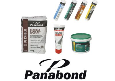 Panabond Logo & Packaging Designs